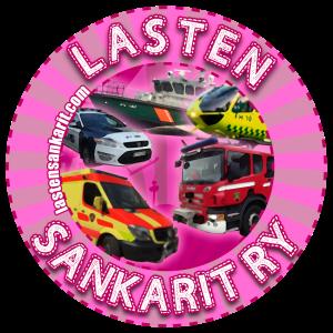 Lasten Sankarit uusi logo